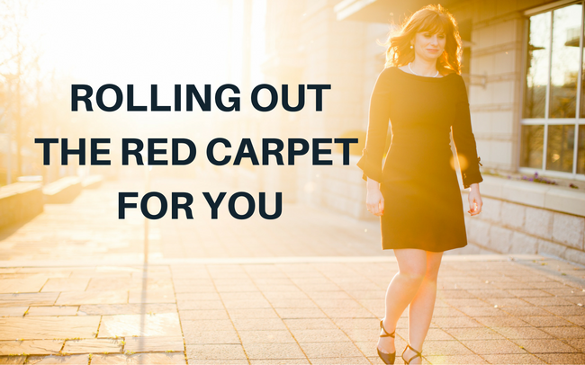 Red Carpet Rollout for YOU