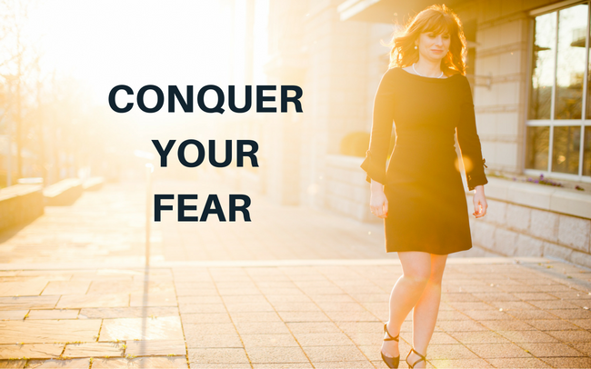 Use SAPS To Conquer Your Fear