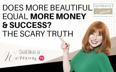 Does More Beautiful Equal More Money And Success?  The Scary Truth
