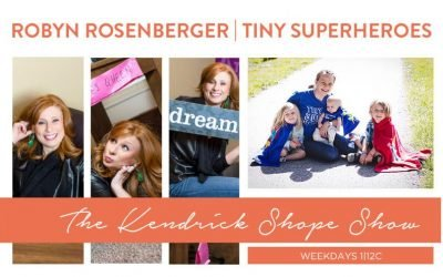 Robyn Rosenberger from Tiny Superheroes – Episode 5