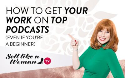 How To Get Your Work On Top Podcast (even if you're a beginner)
