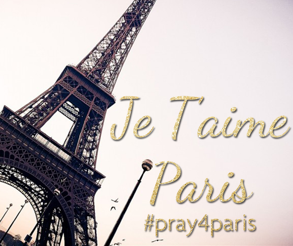 pray for paris kendrick shope