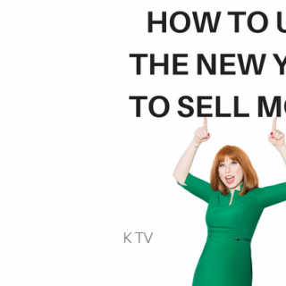 How To Use The New Year To Sell More