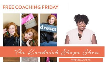 Free coaching Friday with Nefateria Robinson – Ep 7