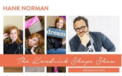 The Kendrick Shope Show Hank Norman – Episode 2