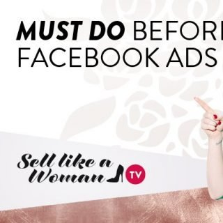 Must Do Before Facebook Ads