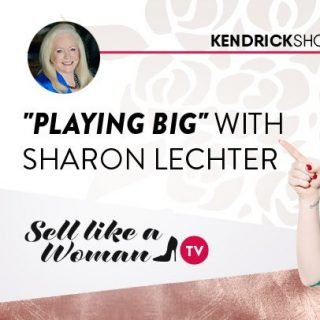 """""""Play Big"""" with Sharon Lechter"""