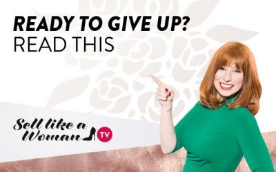 Ready To Give Up? Read This