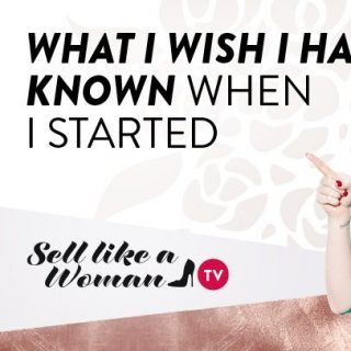 What I Wish I Had Known When I Started