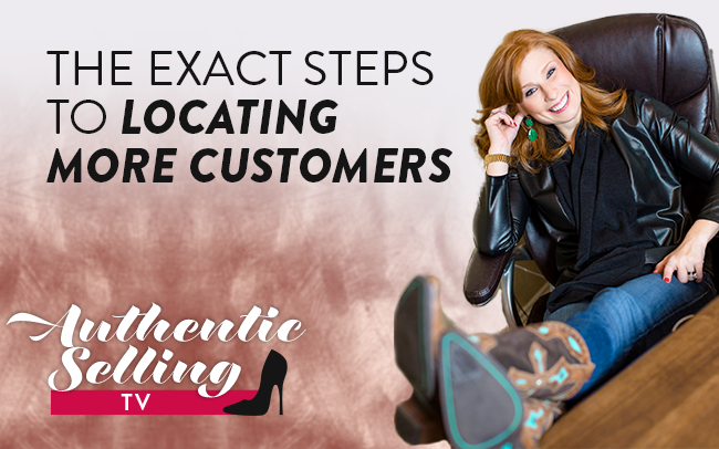 The Exact Steps To Locating More Customers