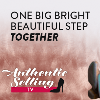 One Big Bright Beautiful Step Together