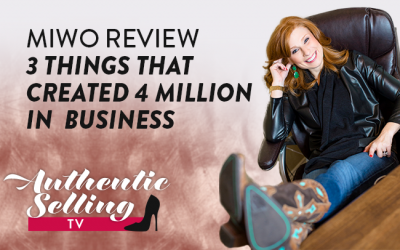 3 Things That Created 4 Million In Business