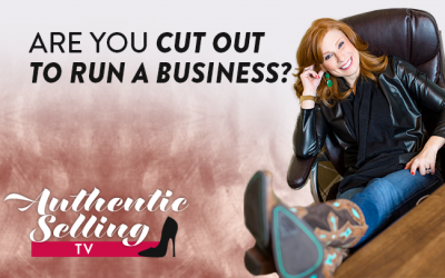 Are You Cut Out To Run A Business?